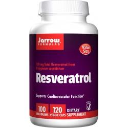 JARROW FORMULAS Resveratrol 100mg 120 vcaps.