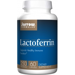 JARROW FORMULAS Lactoferrin 250mg 60 caps.