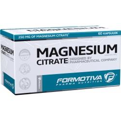 FORMOTIVA Magnesium Citrate 60 kaps.