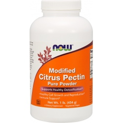 NOW FOODS Modified Citrus Pectin 454g