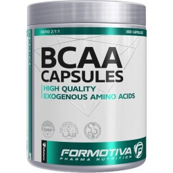 FORMOTIVA BCAA 300 kaps.
