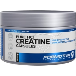 FORMOTIVA Kreatyna HCL 120 kaps.