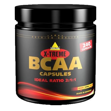INKOSPOR BCAA 240 kaps.