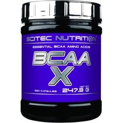SCITEC BCAA-X 330 kaps.