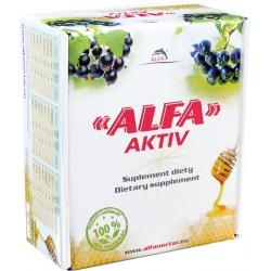 ALFA AKTIV Opakowanie 30 x 20 ml