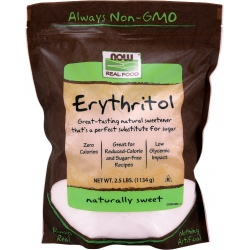 NOW FOODS Erytritol 1134g