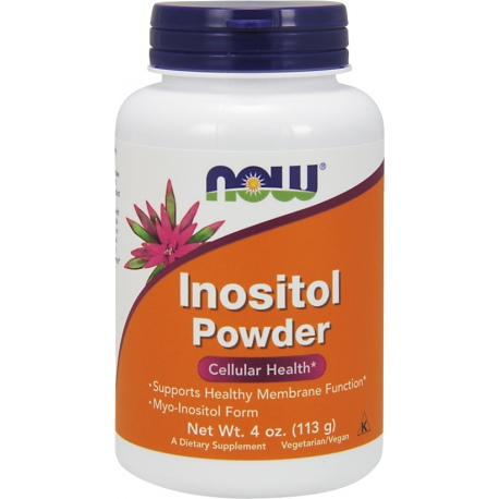 NOW FOODS Inositol 113g