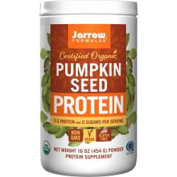 JARROW FORMULAS Organic Pumpkin Seed Protein 454g