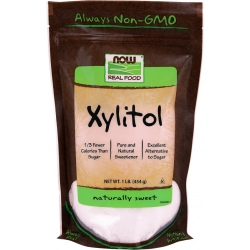 NOW FOODS Ksylitol 454g