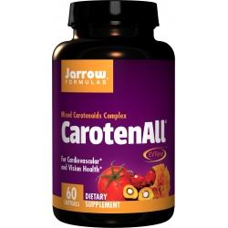 JARROW FORMULAS CarotenALL 60 gels.