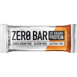 BIOTECH Zero Bar 50g smaki czekoladowe