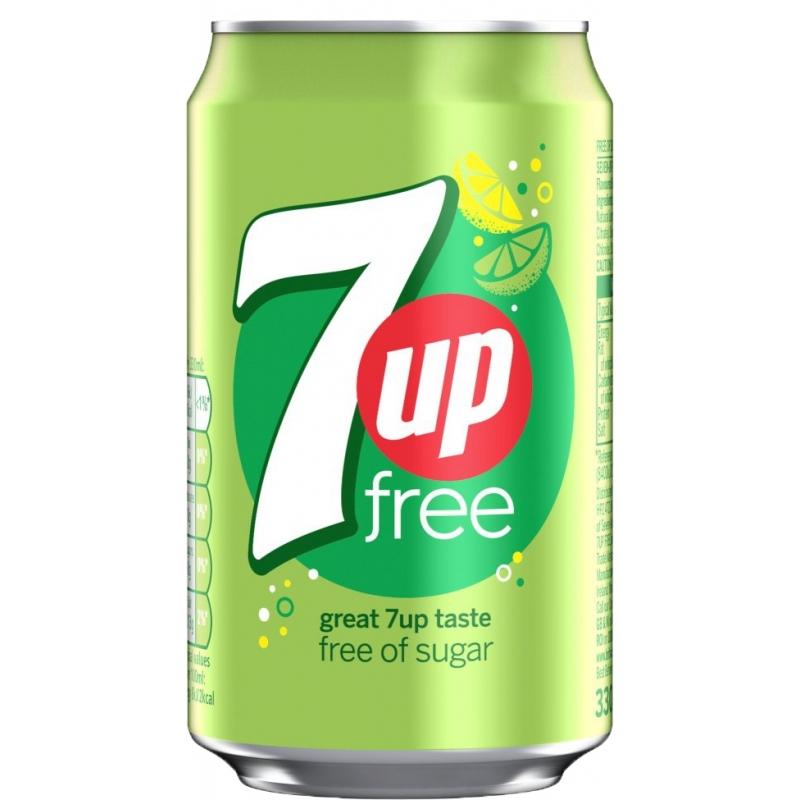 7 UP Zero