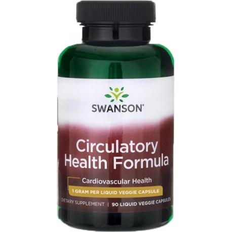 SWANSON Circulatory Health Formula 90 weg.kaps.