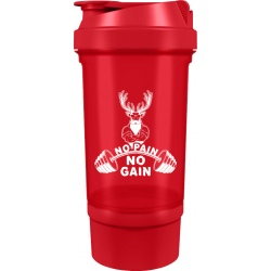 SCITEC Shaker 500 Christmas Red