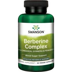 SWANSON Berberine Complex 90 kaps