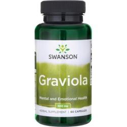 SWANSON Graviola 60 kaps.