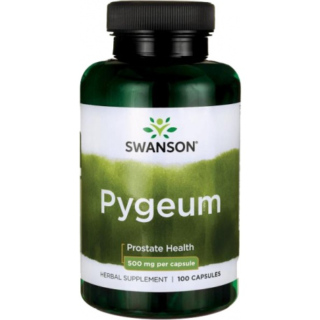 SWANSON Pygeum 500mg 100 kaps.
