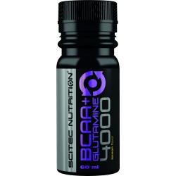 SCITEC BCAA + Glutamina Shot 60ml