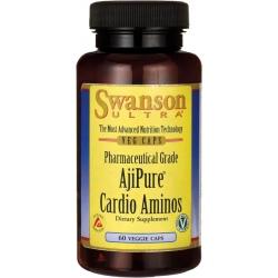 SWANSON AjiPure Cardio Aminos 60 vcaps.