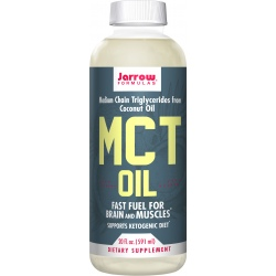 JARROW FORMULAS Olej MCT 591ml