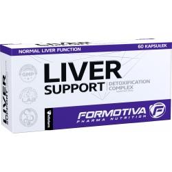 FORMOTIVA Liver Support 60 kaps. (28.02.19)