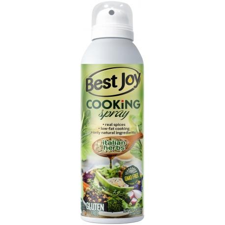 BEST JOY Cooking Spray Herbs 250ml