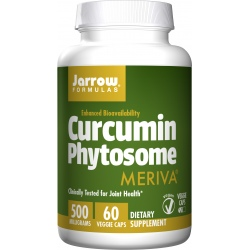 JARROW FORMULAS Curcumin Phytosome 500mg 60 vcaps.