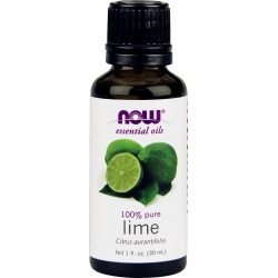 NOW FOODS Essential Oil 30ml Lime Oil