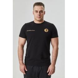 STREFA MOCY Koszulka czarna