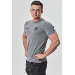 STREFA MOCY Koszulka szara