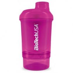 BT Shaker + Pojemnik Pink