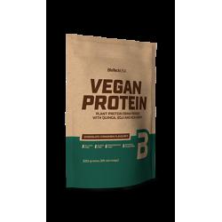 BIOTECH Vegan Protein 500g czekolada-cynamon