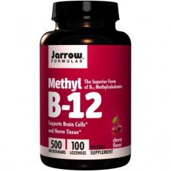 JARROW Methyl B-12 500mcg 100 lozenges