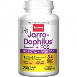 JARROW Jarro Dophilus + FOS 200 kaps.
