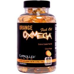 CONTROLLED LABS Orange Omega 120kaps.