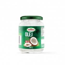TARGROCH Olej Kokosowy Rafinowany 500ml