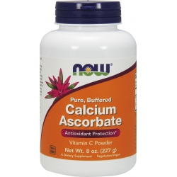 NOW FOODS Calcium Ascorbate Buffered 227 g(31.07.2019)