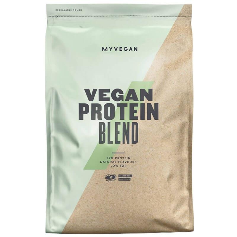 MY PROTEIN Vegan Blend NEW 1000g Czekolada