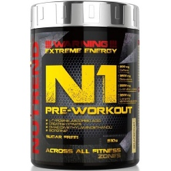 NUTREND N1 Pre Workout 510g (26.08.2019)
