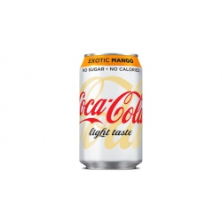 Coca Cola Zero Mango 330ml