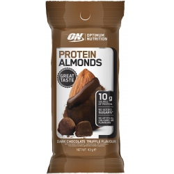 OPTIMUM Protein Almonds 43g dark truffle