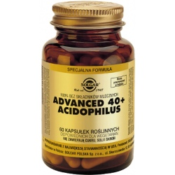 SOLGAR Advanced 40+ Acidophilus 60 weg.kaps.