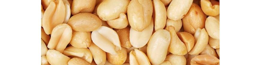 Masła z orzeszków ziemnych