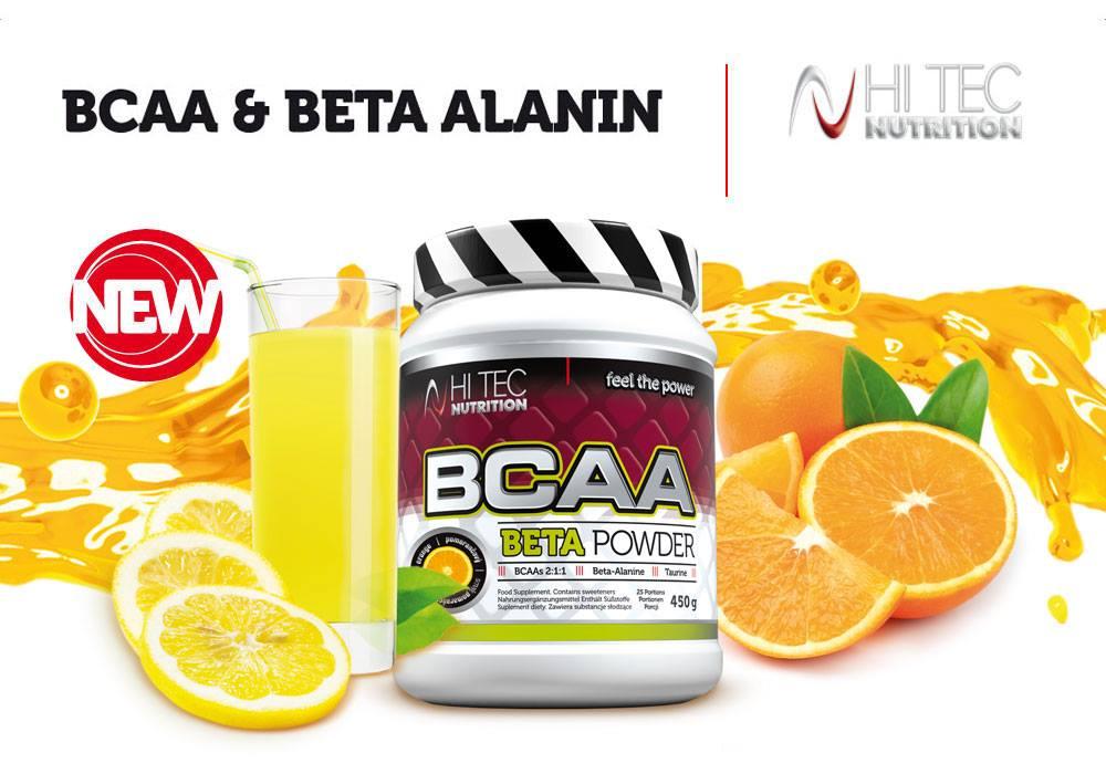 sklep w Wielkiej Brytanii sprzedawane na całym świecie więcej zdjęć HI-TEC BCAA Beta Powder 450 g - SKLEP Odżywki Suplementy ...