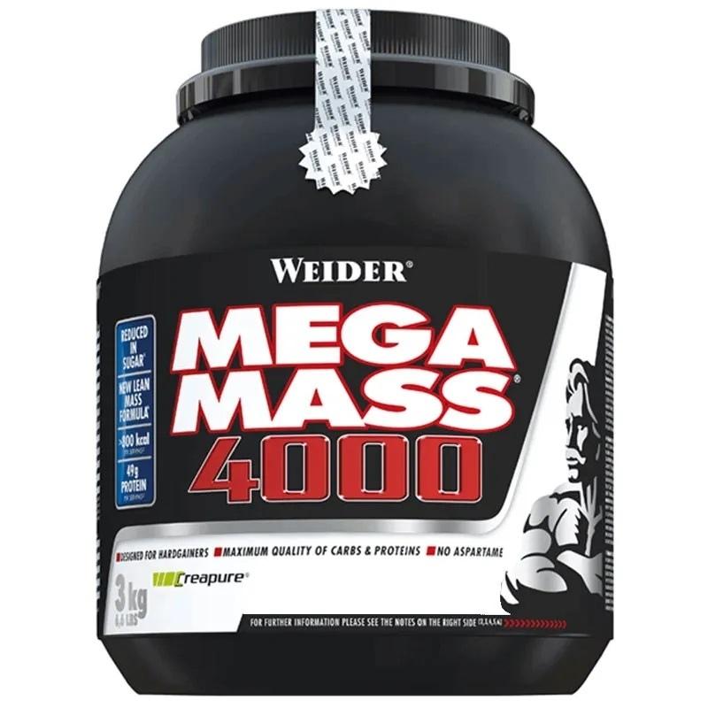 WEIDER Mega Mass 4000 3000 g