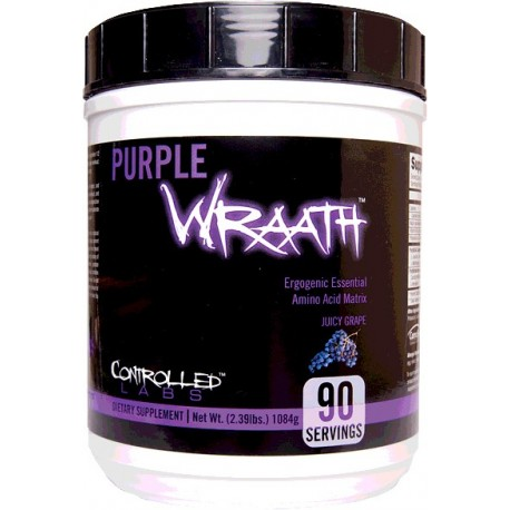 CONTROLLED LABS Purple Wraath 1070g